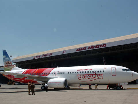 AI Express flight brushes against wall at Tiruchi airport, all passengers safe