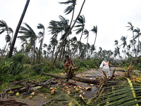 After cyclone Titli landfall, Odisha stares at possible flood situation
