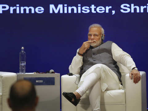PM Narendra Modi reviews oil, gas production profile of ONGC, OIL