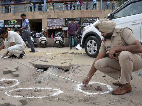 Gurgaon shooting: Judge's wife succumbs to injuries