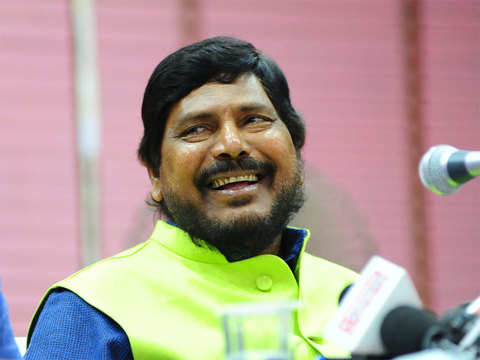 Split CM tenure equally between Shiv Sena and BJP, says Ramdas Athawale