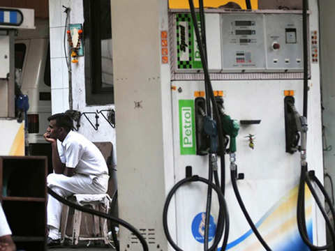High prices start hitting fuel demand, sales of diesel & petrol contracts in September