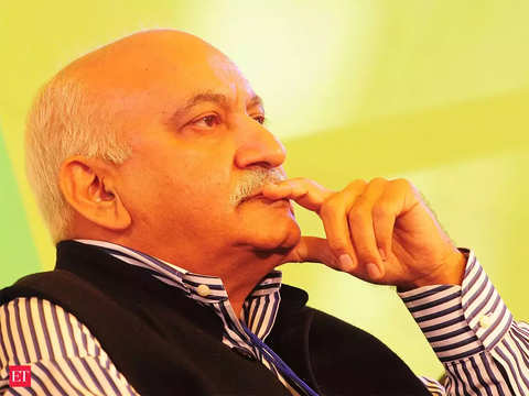 #MeToo: M J Akbar sues journalist for defamation
