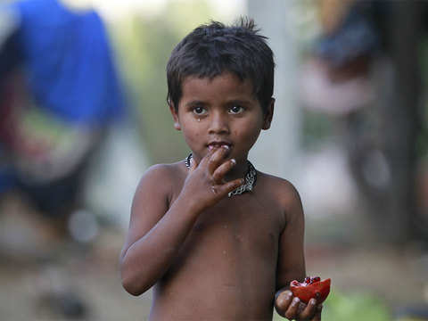 India ranks 103 on global hunger index
