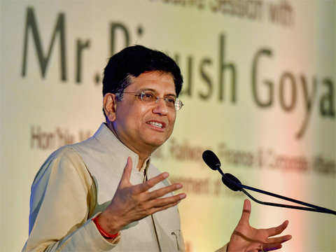 Piyush Goyal to receive University of Pennsylvania's top energy policy prize