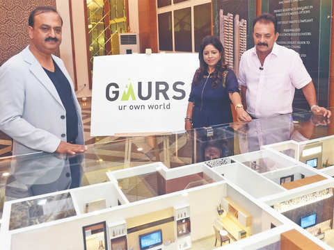 Gaurs Group Q2 sales bookings jump six-fold to Rs 1,320 cr in NCR