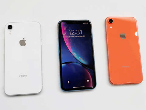 Forget XS & XS Max, Apple's cheaper iPhone XR to be a hit