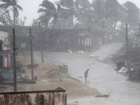 Toll in cyclone-hit Odisha rises to 52, relief work on: Government
