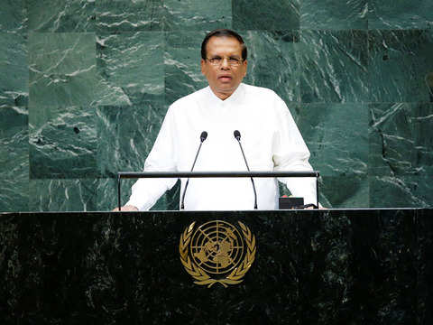Reports of India planning attack on me false: Sirisena