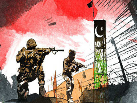 Security situation 'fragile' along LoC : Army