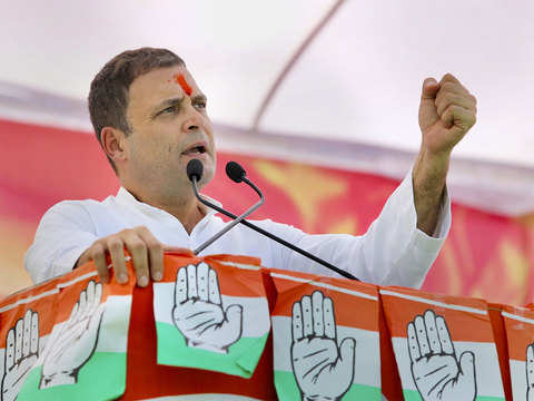 ET Analysis: Rahul Gandhi's 'Generals' struggle in Goa quicksand