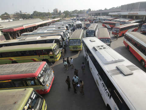 KSRTC likely to remodel Majestic Bus Terminal