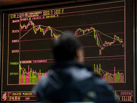 China stock market rocked by forced sellers; yuan hits fresh low