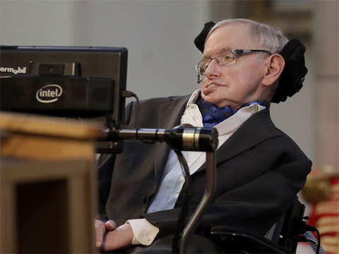 There's no God; no one directs our fate, says Stephen Hawking in final book