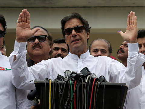 Pakistan may not seek IMF bailout; seeking help from 'friendly countries': Imran Khan