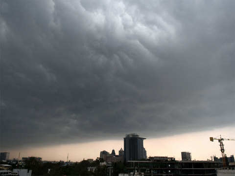 Southwest monsoon set to withdraw from all parts of country by Saturday