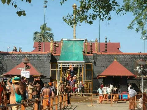 100 policemen accompany 2 women to the Sabarimala temple