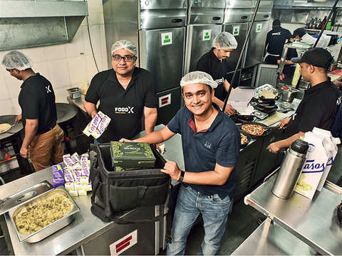 Faasos in talks to raise $100 million for expansion