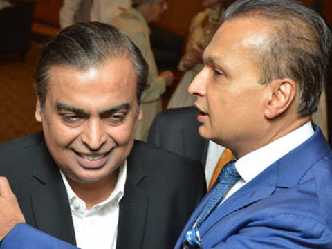 The $41 billion wealth gap that divides Mukesh and Anil Ambani