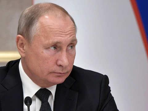 Russian President Vladimir Putin offers condolences on Amritsar train accident