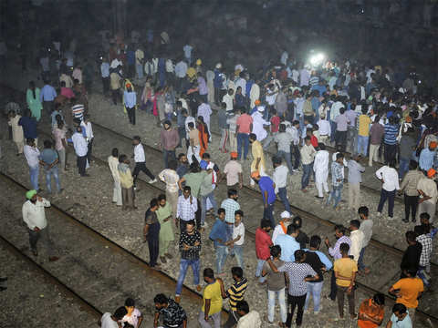 Amritsar tragedy: Rlys to launch massive anti-trespassing drive