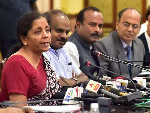 Will take steps against terror again if needed: Nirmala