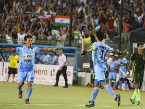 India beat Pakistan 3-1 at Asian Champions Trophy hockey