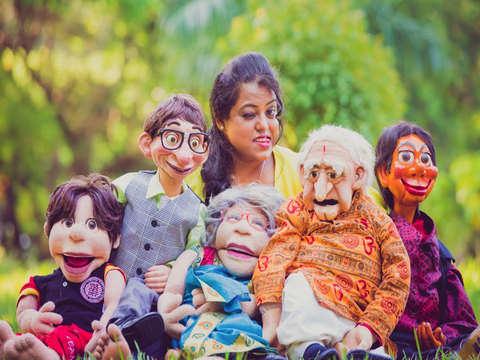India's first female ventriloquist, Indushree Raveendra, wishes to perform on virtual platform Amazon Prime