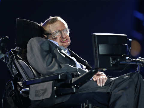 Stephen Hawking's thesis, wheelchair among other memorabilia up for auction