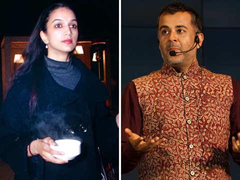 chetan bhagat mother in law