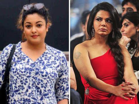 Tanushree Dutta hits back at Rakhi Sawant's 'drug' charge, slaps Rs 10 cr defamation suit