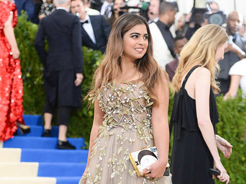 Ivy League, high-society galas, and Jio: Isha Ambani is more than just the Reliance heiress