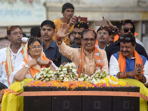 Madhya Pradesh election 2018: Shivraj Singh Chouhan to accompany 50 candidates to nominations