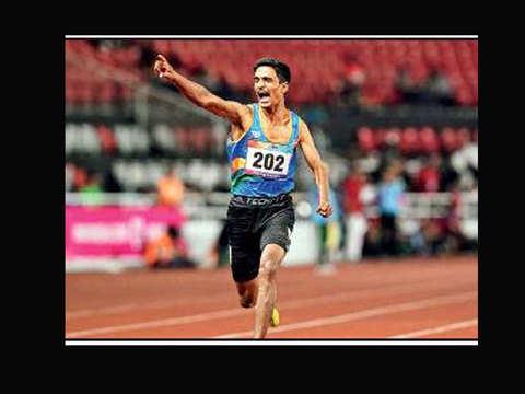Sent to orphanage at 8, how Narayan Thakur won para Asiad gold for India