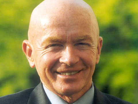 Mark Mobius has a liking for Bollywood! Guess the movies he likes most