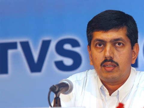 TVS Motor elevates K N Radhakrishnan as Director and CEO