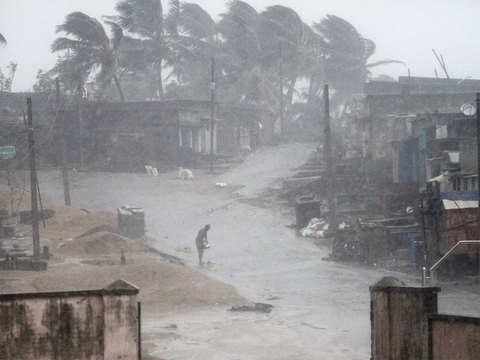 Odisha reports 77 deaths in cyclone Titli