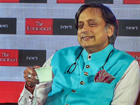 Pluralist democracy can still be protected if Narendra Modi is 'stopped' in next polls: Shashi Tharoor