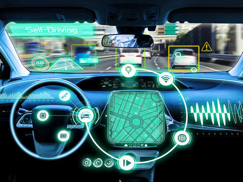 World without traffic lights & speed tickets can be a reality, thanks to novel driverless car tech