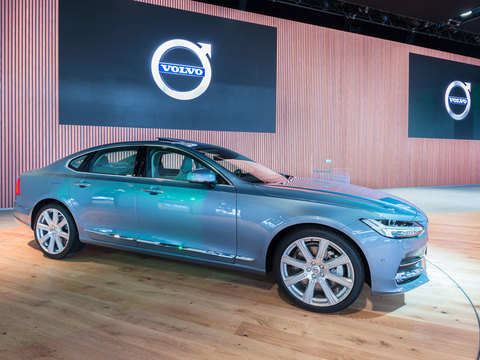 Volvo Car India pips 2017 sales numbers in first 10 months