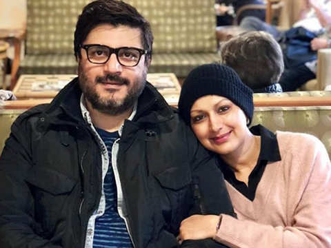 In sickness & in health: Sonali Bendre posts moving message for husband on wedding anniversary