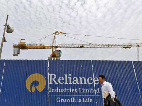 Reliance pips TCS to become most-valued firm