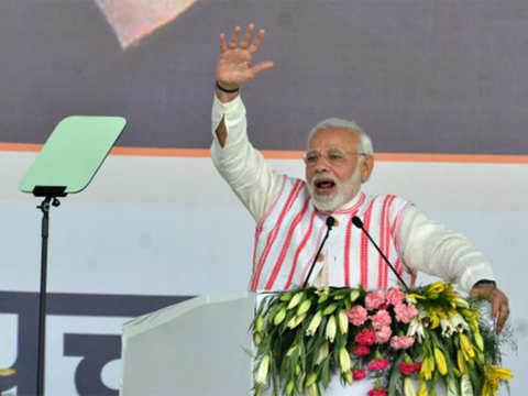 Sitaram Kesri, a Dalit, wasn't allowed to complete term as Cong chief: PM Modi in Chhattisgarh rally