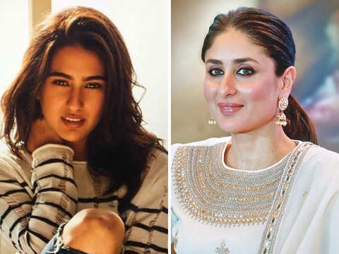 No stepmotherly treatment, Sara Ali shares a friendly equation with Kareena