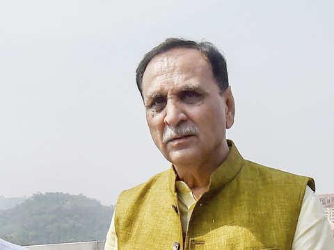 2019 assembly polls will be an easy walk for BJP, says Gujarat CM Vijay Rupani