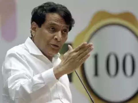 Commerce ministry to start consultations on special economic zones: Suresh Prabhu
