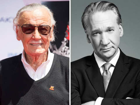 Stan Lee's company slams Bill Maher for 'childish and unsophisticated' comments