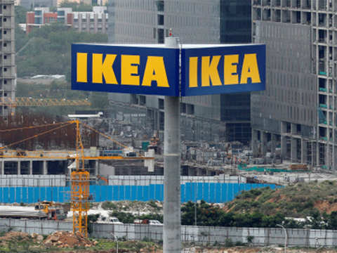 Ikea bets on small stores to go digital