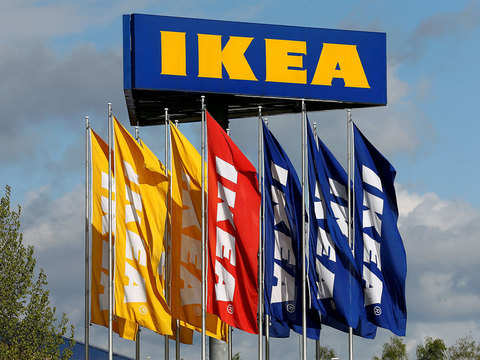 Touchpoints: That's big boy IKEA's small idea to go online
