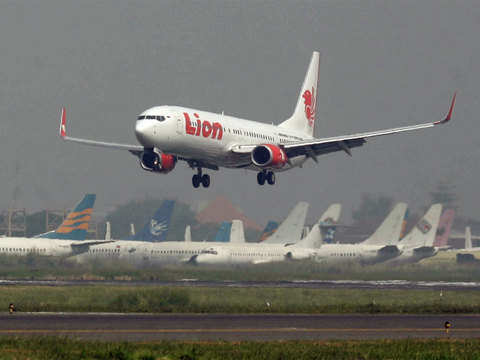 Indonesia's Lion Air needs 'improved' safety culture: crash report